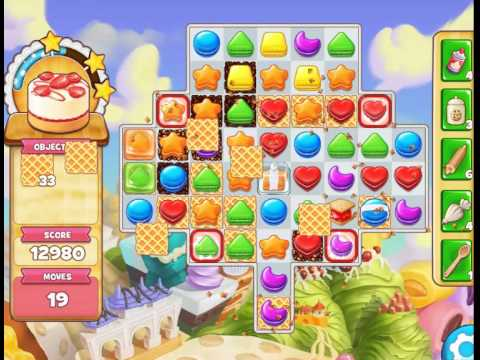 Yam Yum Paradise : Level 1054