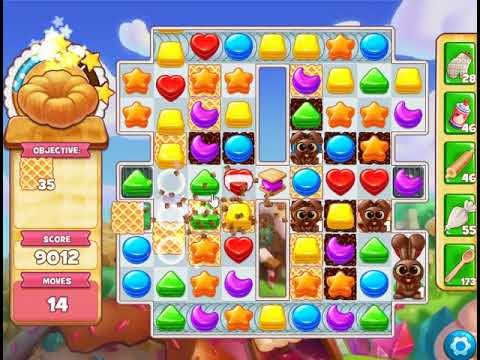 Cookie Jam : Level 3601