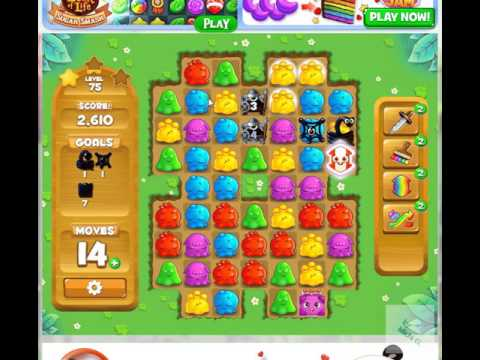 Color Mills : Level 75