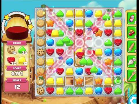 Sandy Candy Shores : Level 506