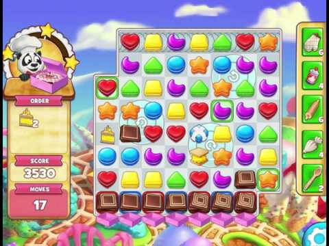 Tasty Treat Tracks : Level 1166