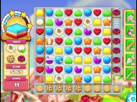 Candyshack : Level 2479