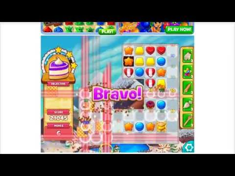 Candy Slopes : Level 135