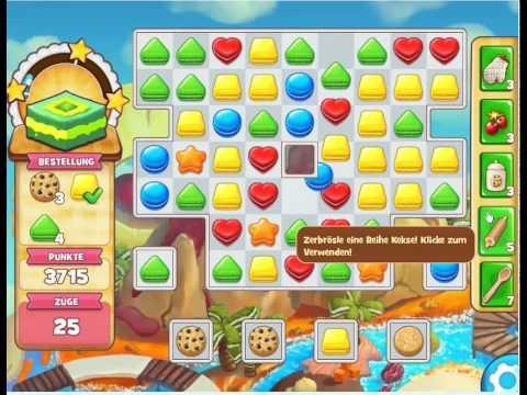 Sugar Paradise : Level 229
