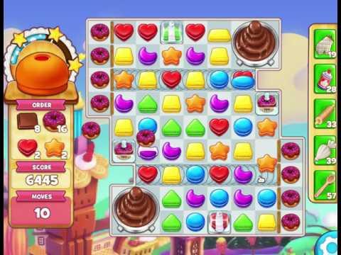 Chocholm, Sweeten : Level 2498