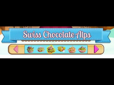 Swiss Chocolate Alps : Level 16