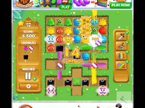Color Mills : Level 74