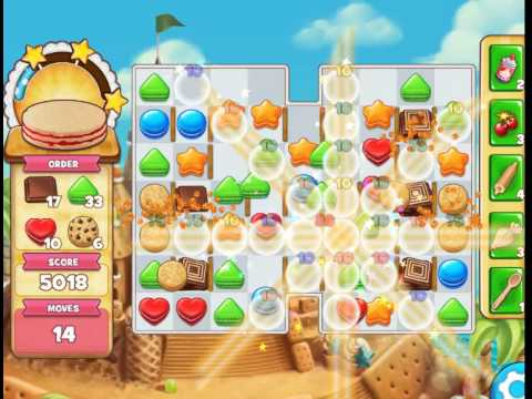 Sandy Candy Shores : Level 511