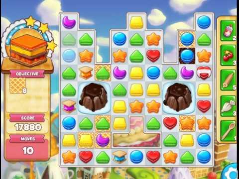 Delicious Square : Level 549