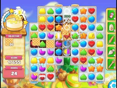Rice Cake Kingdom : Level 1110