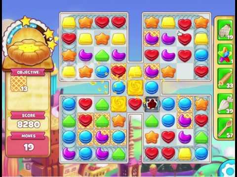 Chocholm, Sweeten : Level 2497