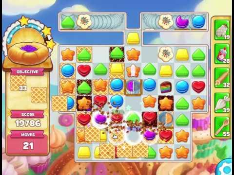 Cupcake a la Moat : Level 2442