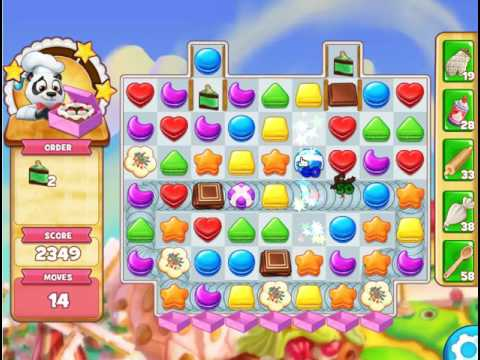 Candyshack : Level 2478