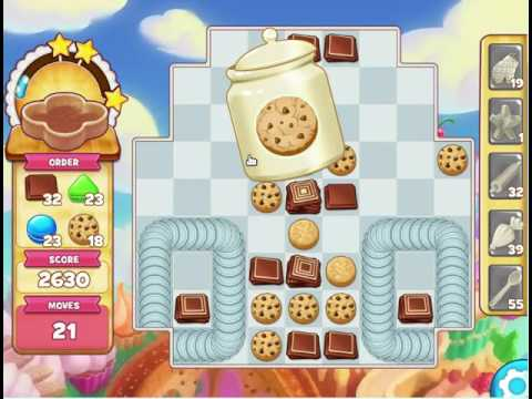 Cupcake a la Moat : Level 2443