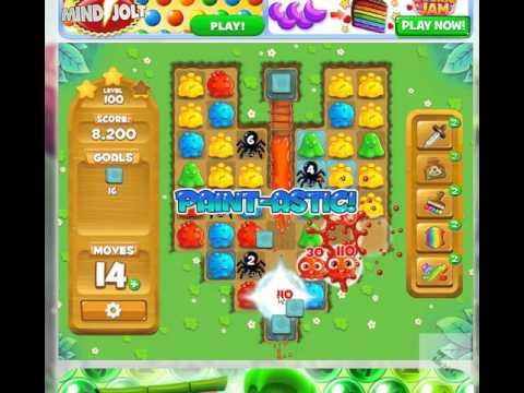Pastel Plaza : Level 100