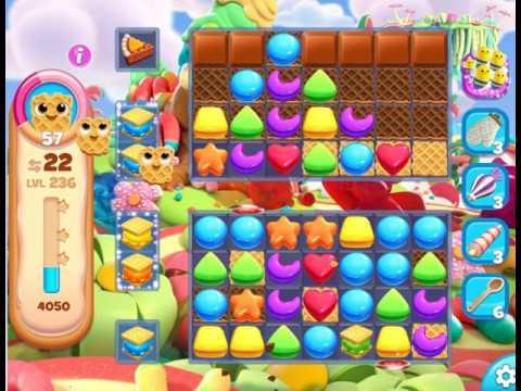 Gummy Jungle : Level 236