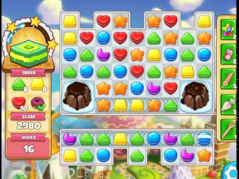 Delicious Square : Level 546