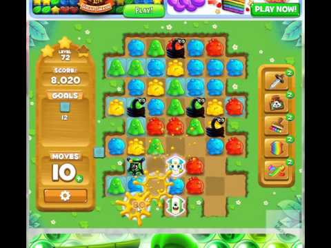 Color Mills : Level 72