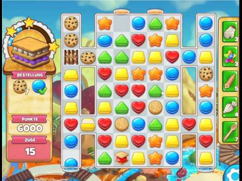 Sugar Paradise : Level 222