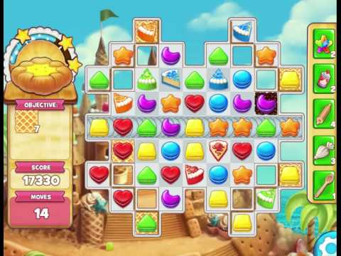Sandy Candy Shores : Level 515