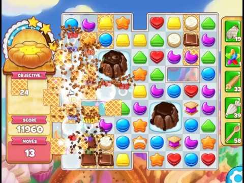 Cupcake a la Moat : Level 2452