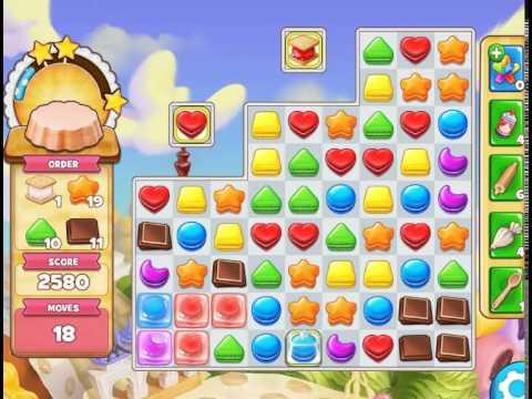 Yam Yum Paradise : Level 1052