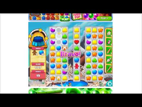 Candy Slopes : Level 127