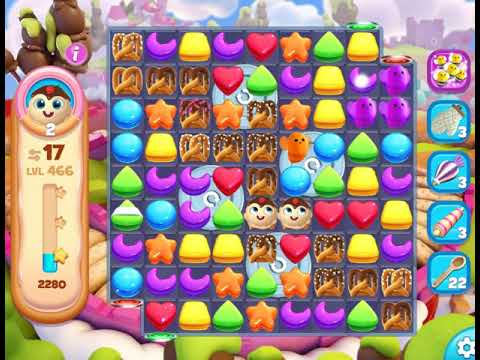 Cookie Jam Blast : Level 466