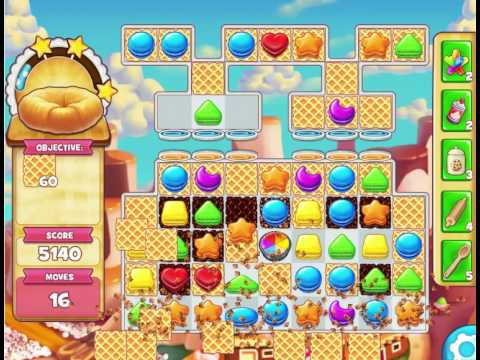 Dulce Sweets : Level 282