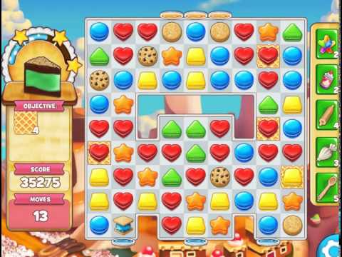 Dulce Sweets : Level 276
