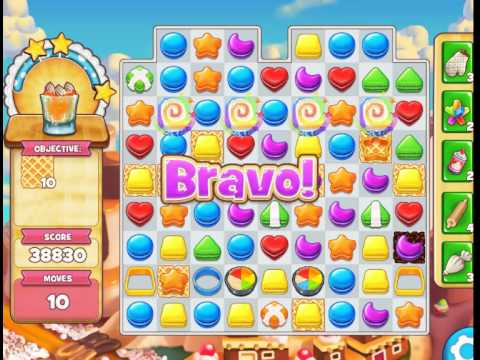Dulce Sweets : Level 290