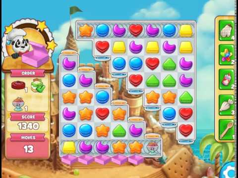 Sandy Candy Shores : Level 513