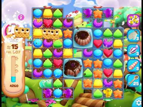 Cookie Jam Blast : Level 507