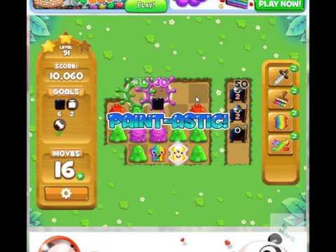 Pastel Plaza : Level 91