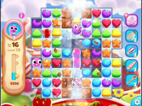 Strawberry Pieland : Level 72