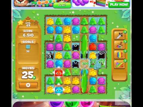 Color Mills : Level 69