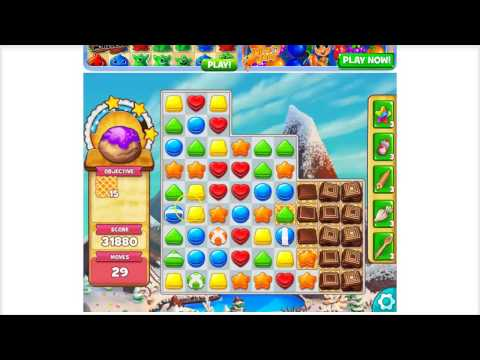 Candy Slopes : Level 131