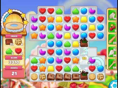 Candyshack : Level 2485
