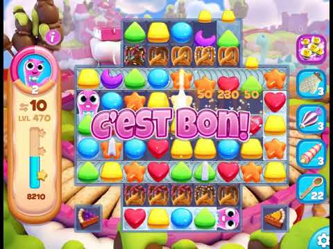 Cookie Jam Blast : Level 470
