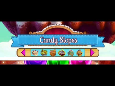 Candy Slopes : Level 121