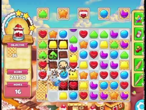 Dulce Sweets : Level 284