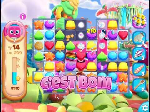 Gummy Jungle : Level 239
