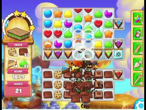 Chocolate Tortem Pole : Level 1630