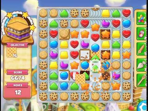 Delicious Square : Level 545