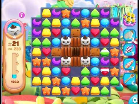 Gummy Jungle : Level 233