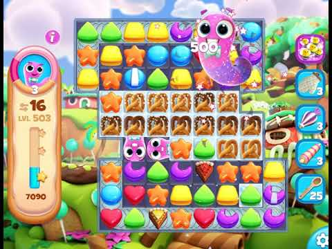 Cookie Jam Blast : Level 502