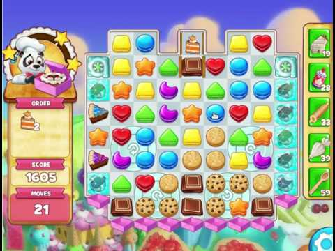 Cake Canaveral : Level 2537