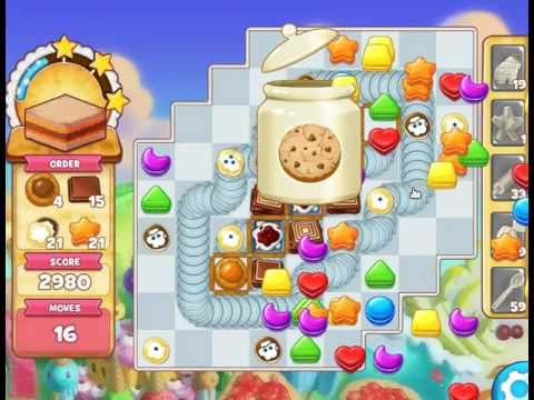 Cake Canaveral : Level 2547