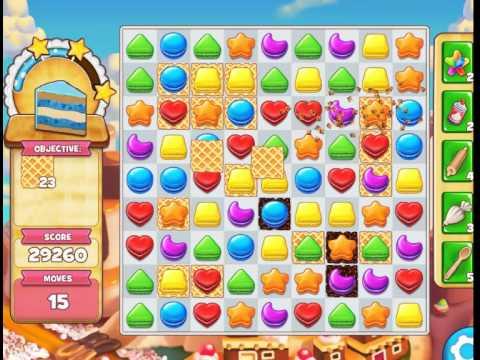 Dulce Sweets : Level 287