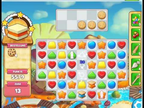 Sugar Paradise : Level 225